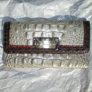 Brahmin  Wallet Like NEW/ Never used